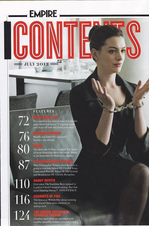 Empire Catwoman Conten... Ryan Reynolds Number