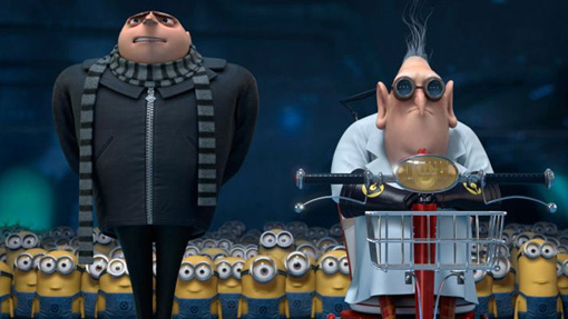 Still from Despicable Me 2
