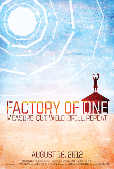 Factory of One-Poster-27x40.indd