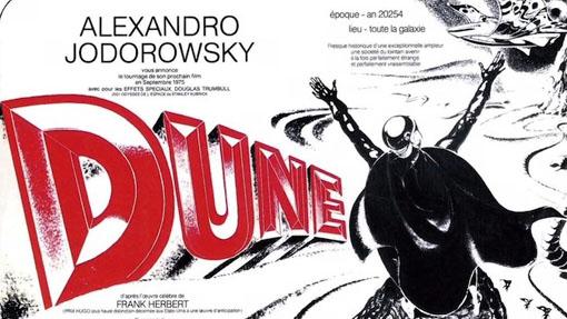 Jodorowsky's Dune-poster