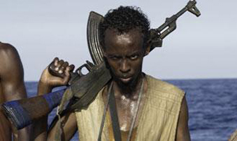 Barkhad Abdi-Pirate