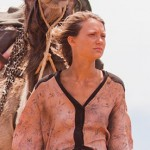 Walkabout without a compass … Mia Wasikowska as Robyn Davidson in Tracks