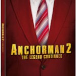 anchorman 2 blu ray steelbook