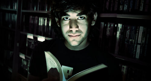 The Internet's Own Boy The Story of Aaron Swartz 1