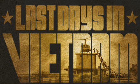 Last Days in Vietnam-logo