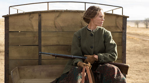 Review The Homesman Swank